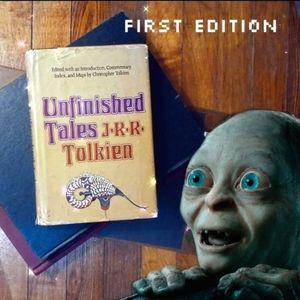 First Edition J.R.R. Tolkien